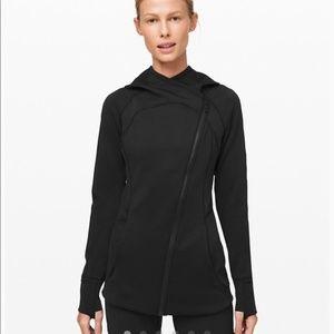 lululemon athletica Jackets & Coats - Lululemon Every Journey Hoodie Zip Up Black 8